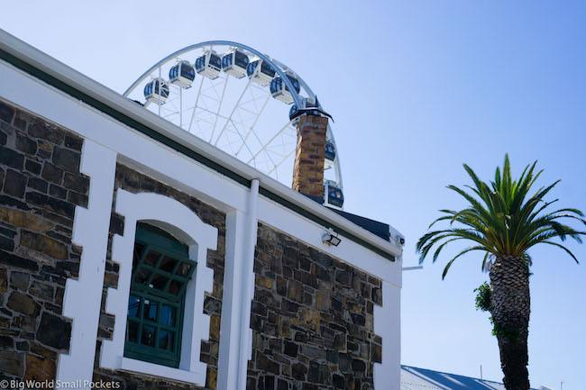 South Africa, Cape Town, Cape Wheel