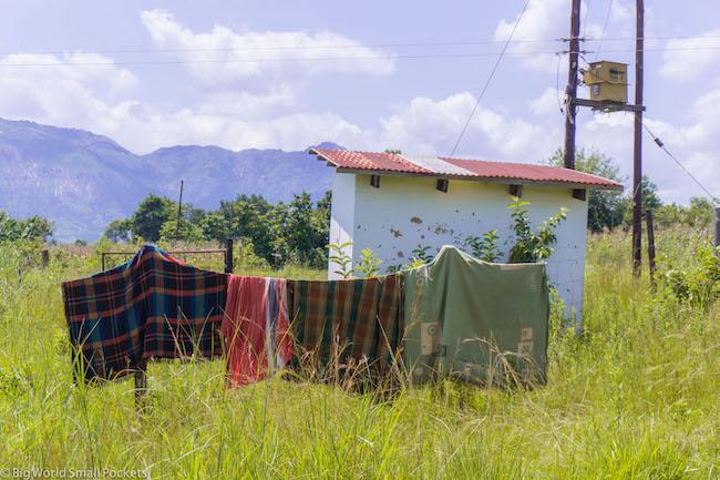 Swaziland, eSwatini, Washing