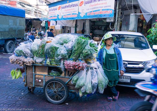 Thailand, Bangkok, Chinatown