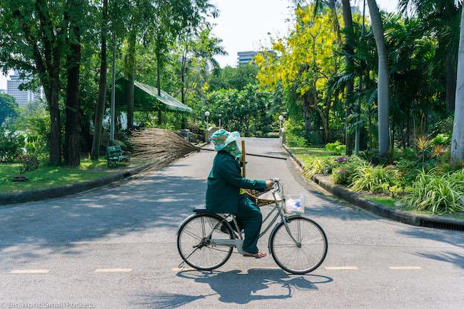 Thailand, Bangkok, Lumphini Park