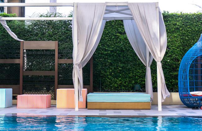 Thailand, Bangkok, Mercure Sukhumvit 11 Pool