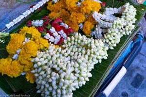 Thailand, Bangkok, Offerings