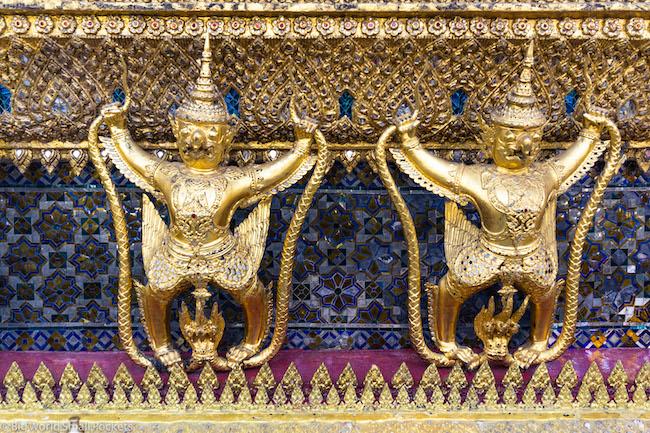 Thailand, Bangkok, Temple