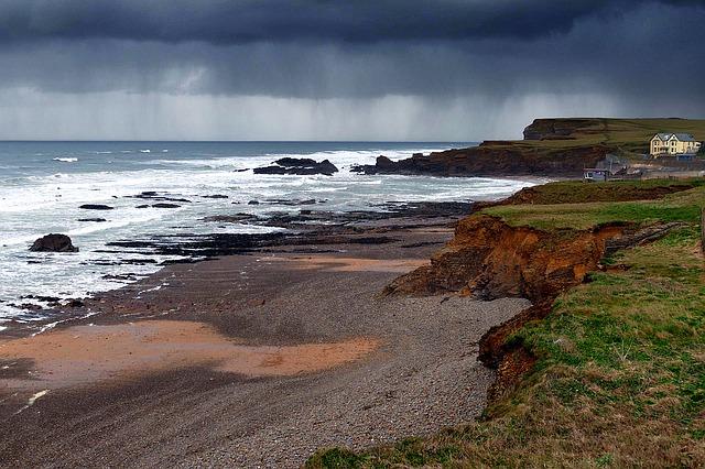 UK, Cornwall, South West Coast Path