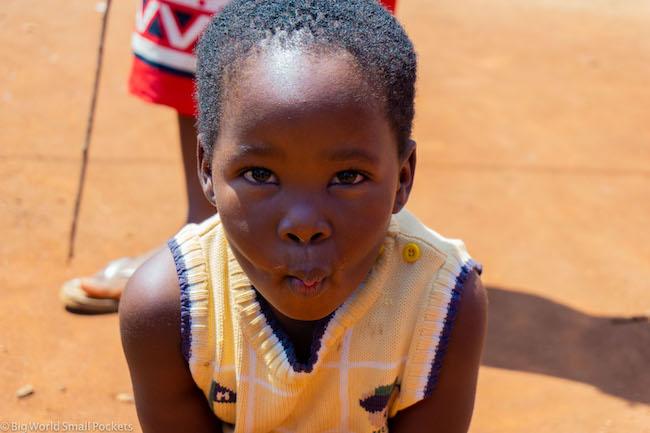 eSwatini, Village, Boy
