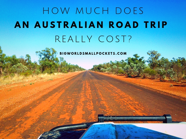 How Much Does An Australian Road Trip Cost?