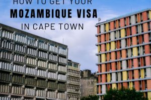 How to Get Your Mozambique Visa in Cape Town