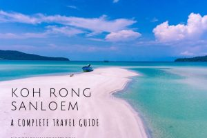 Koh Rong Sanloem : The Complete Travel Guide