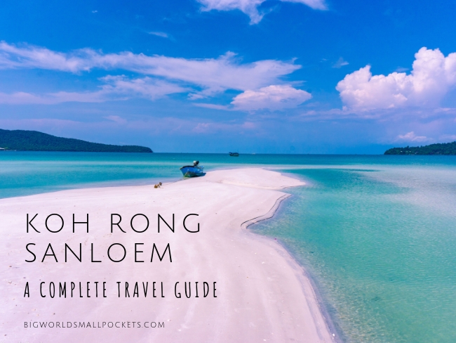 Koh Rong Sanloem - Complete Travel Guide