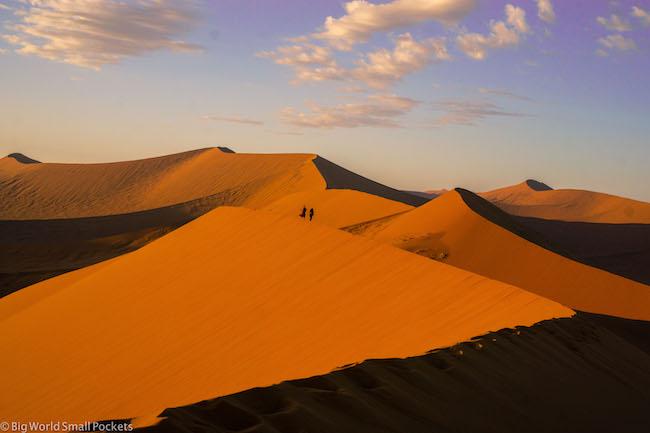 Namibia, Dune 45, Sunrise