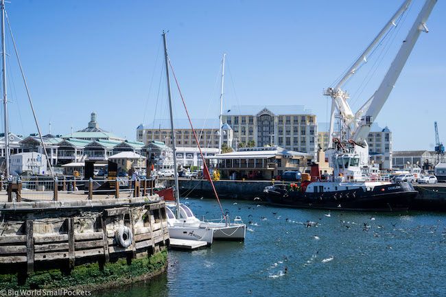 South Africa, Cape Town, V&A Waterfront