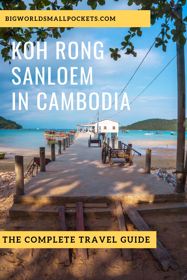 The Ultimate Travel Guide to Koh Ring Sanloem, Cambodia {Big World Small Pockets}