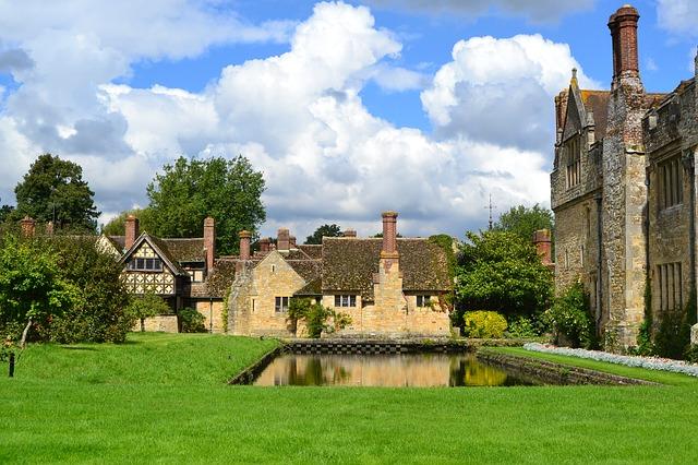 UK, Hever, Castle