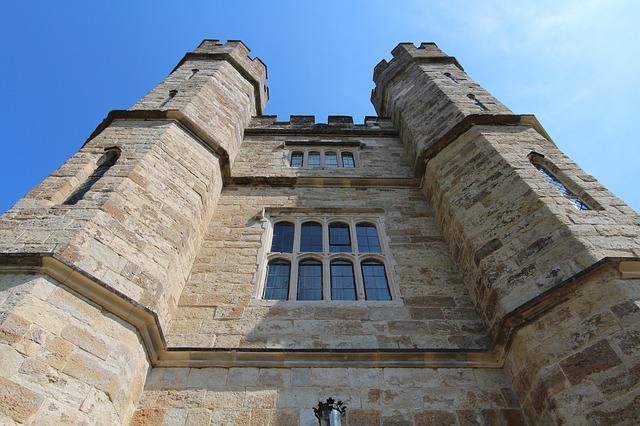 UK, Kent, Leeds Castle
