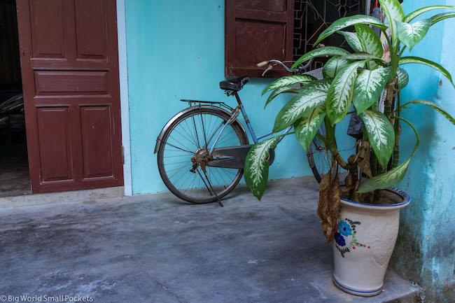 Vietnam, Dalat, Bike