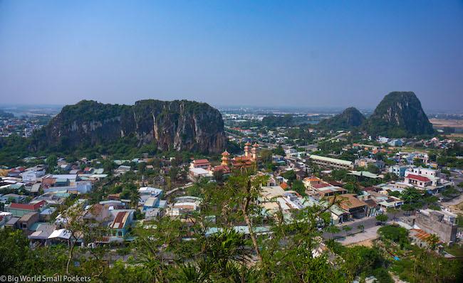Vietnam, Danang, Marble Mountains