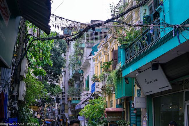 Vietnam, Hanoi, Old Quarter