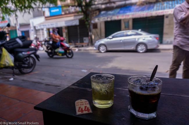 Vietnam, Ho Chi Minh, Coffee