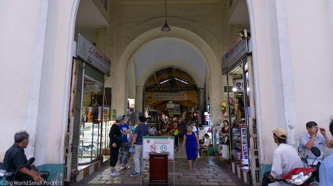 Vietnam, Ho Chi Minh, Market