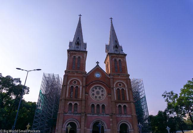 Vietnam, Ho Chi Minh, Notre Dame