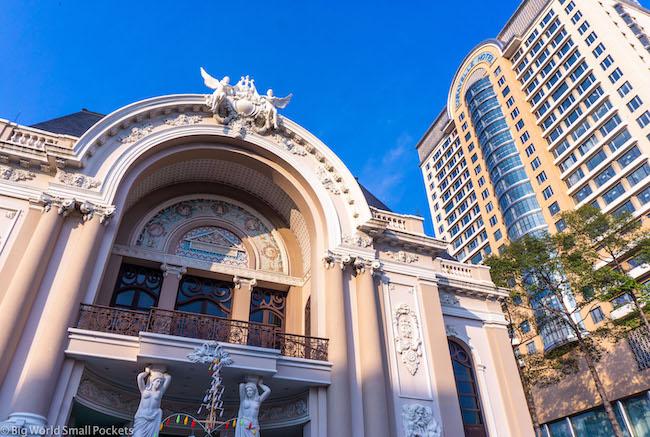 Vietnam, Ho Chi Minh, Opera House