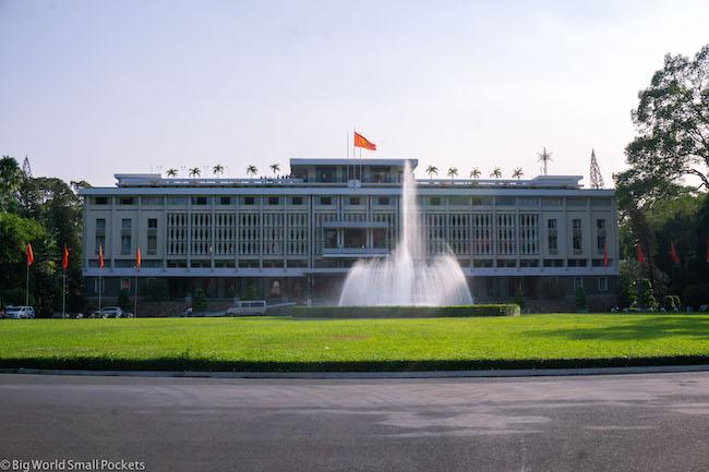 Vietnam, Ho Chi Minh, Reunification Palace