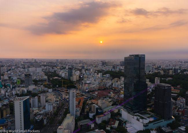 Vietnam, Ho Chi Minh, Sky Deck