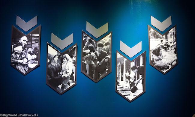 Vietnam, Ho Chi Minh, War Remnants Museum