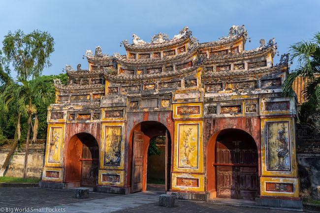 Vietnam, Hue, Imperial Citadel