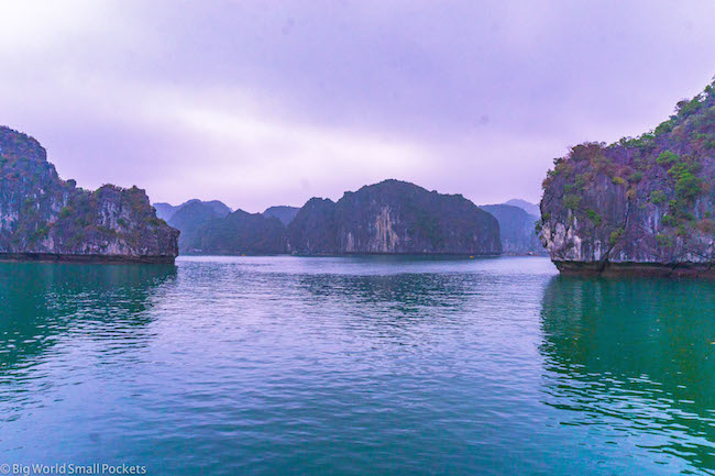 Vietnam, Lan Ha Bay, Cruise