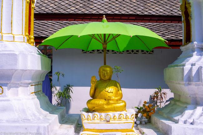 Laos, Luang Prabang, Buddha