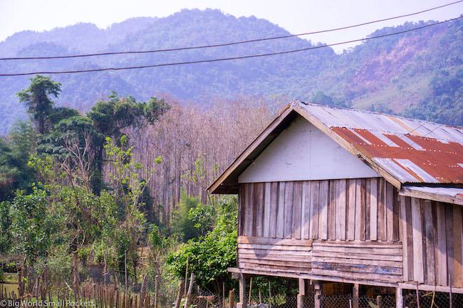 Laos, Luang Prabang, Hiking