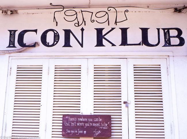 Laos, Luang Prabang, Ikon Club