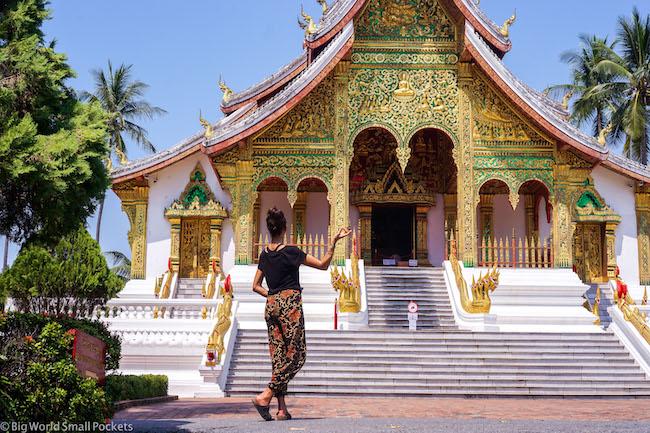Laos, Luang Prabang, Me and Prabang