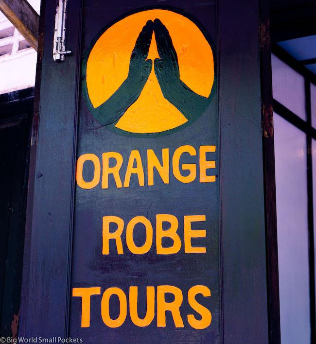 Laos, Luang Prabang, Orange Robe Tours