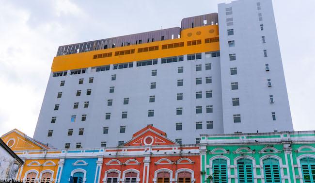 Malaysia, Kuala Lumpur, Heritage Buildings