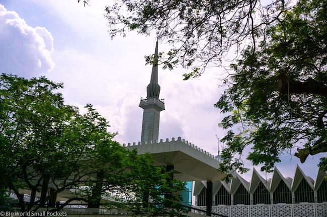 Malaysia, Kuala Lumpur, National Mosque