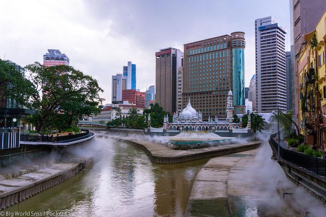 Malaysia, Kuala Lumpur, River of Life