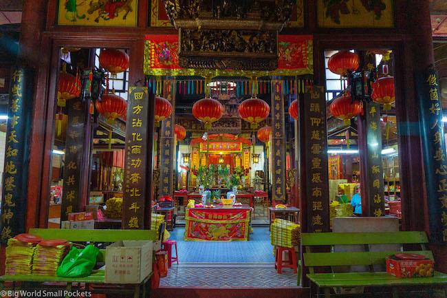 Malaysia, Kuala Lumpur, Sin Sze Si Ya Temple