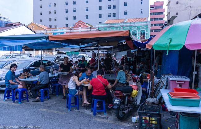 Malaysia, Kuala Lumpur, Street Market