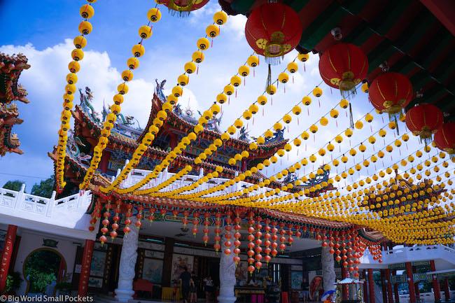 Malaysia, Kuala Lumpur, Thean Hou Temple
