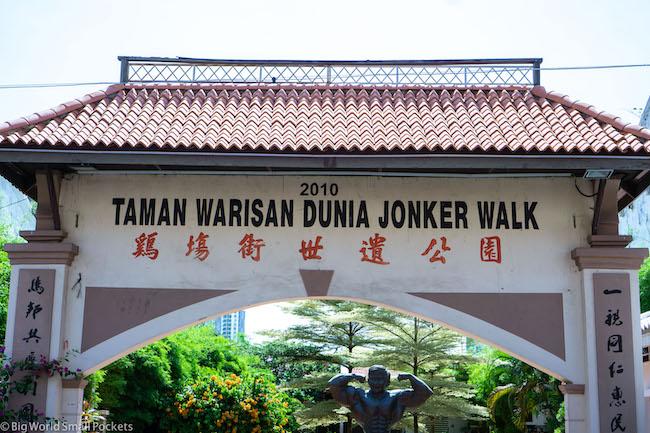 Malaysia, Malacca, Jonker Street