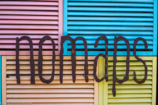 Malaysia, Malacca, Nomaps