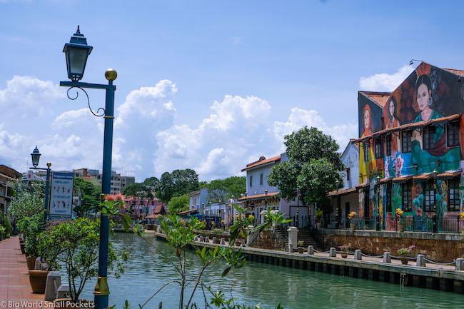 Malaysia, Malacca, River