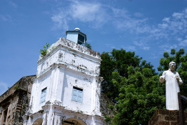 Malaysia, Malacca, St Pauls
