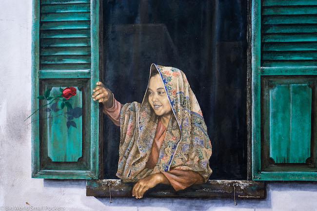 Malaysia, Malacca, Street Art