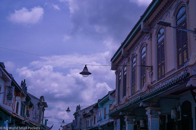Malaysia, Malacca, Street