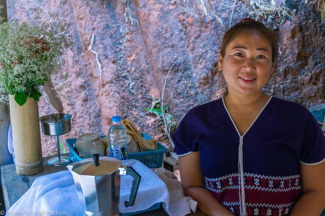 Thailand, Chaing Mai, Local Lady