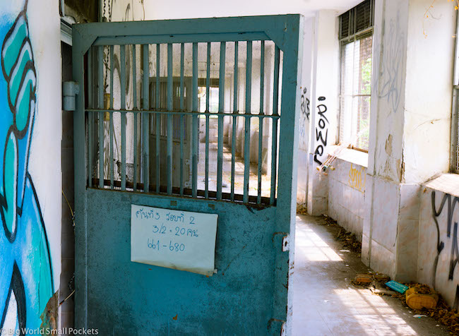 Thailand, Chiang Mai, Abandoned Womens' Prison