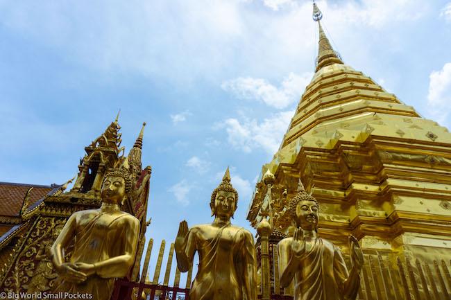 Thailand, Chiang Mai, Doi Suthep